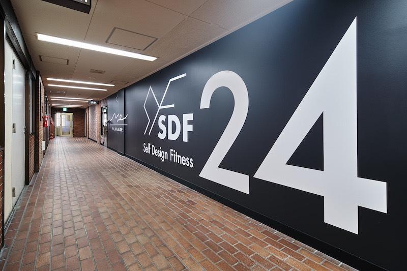 SDF24 阪急伊丹駅前店の外観