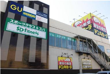 SDフィットネス青森浜田店