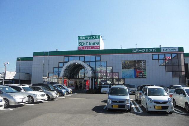 SDフィットネス郡山店