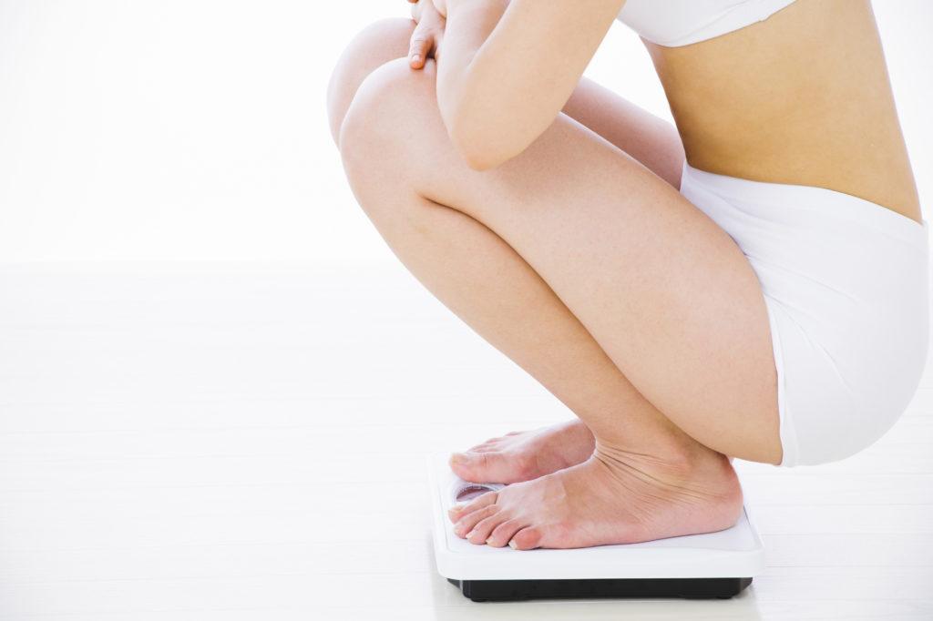 減ら ない 体重